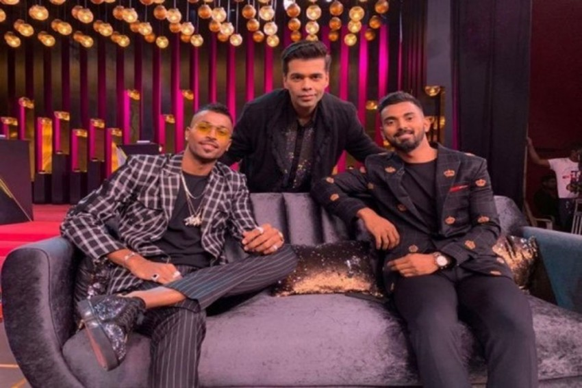 Hardik Pandya, KL Rahul Fined By BCCI Ombudsman For Sexist Comments In Koffee With Karan