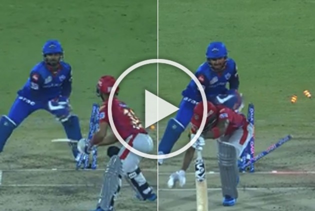 IPL 2019, RR Vs MI: Rishabh Pant Effects Dhoni-Esque Lightning Quick Stumpings – WATCH