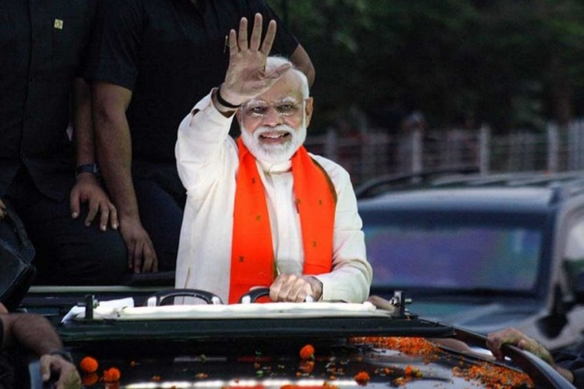 'A Befitting Reply': PM Modi Defends Fielding Sadhvi Pragya, Says She Will Give Tough Fight To Congress