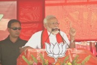 Shame That Neighbouring Countries Are Campaigning For TMC: PM Modi Targets Mamata Banerjee In WB