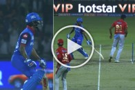 IPL 2019, DC Vs KXIP: Ravichandran Ashwin Tries To Mankad Shikhar Dhawan, Here's What He Gets In Response – WATCH