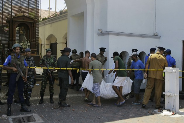 Sri Lanka Blasts LIVE Updates: Curfew Declared, Death Toll Rises To 207