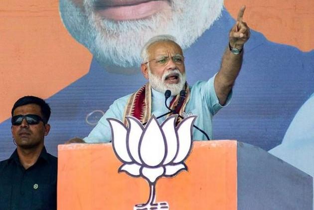 'Golden Opportunity' To Resolve Kashmir Dispute Was Missed In 1971 War: PM Modi