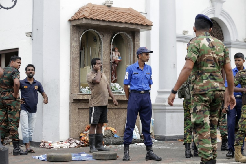 Sri Lanka Blasts: 10 Days Before, Police Chief Had Warned Of Suicide Attack Threat