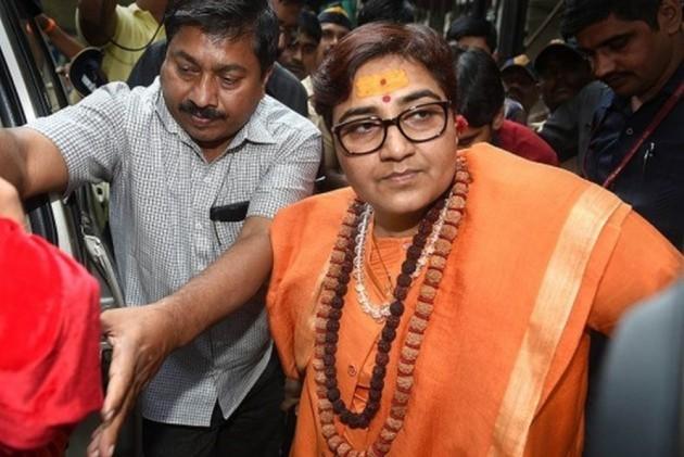 Sadhvi Pragya Gets Election Commission Notice Over Babri Masjid-Ram Mandir Remark