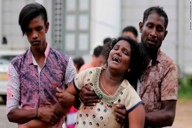5 Indians Among 290 Killed In Sri Lanka Serial Blasts, 24 Arrested