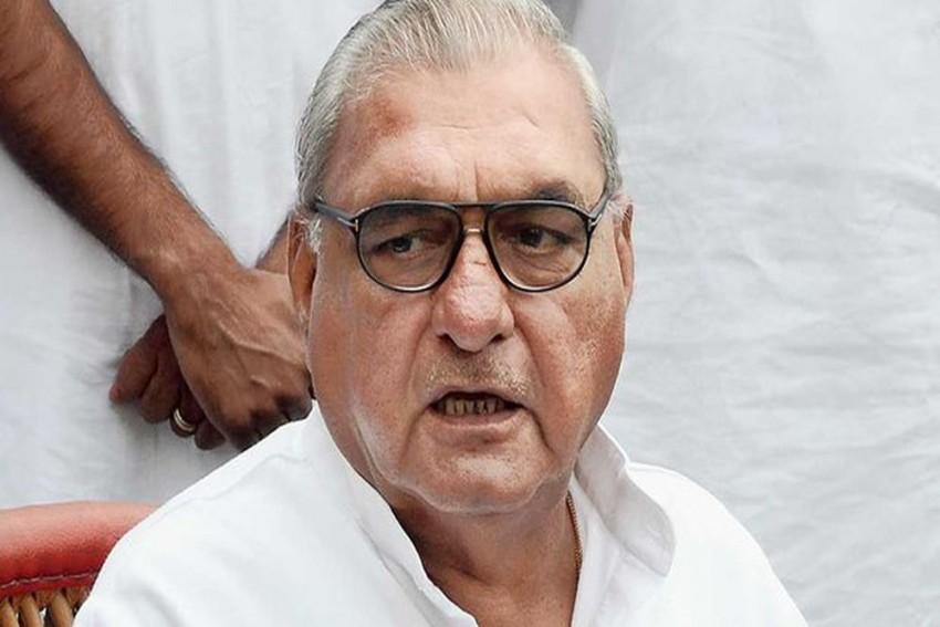 Hate, Hype And Hypocrisy Hallmark Of BJP: Ex-Haryana CM Bhupinder Singh Hooda