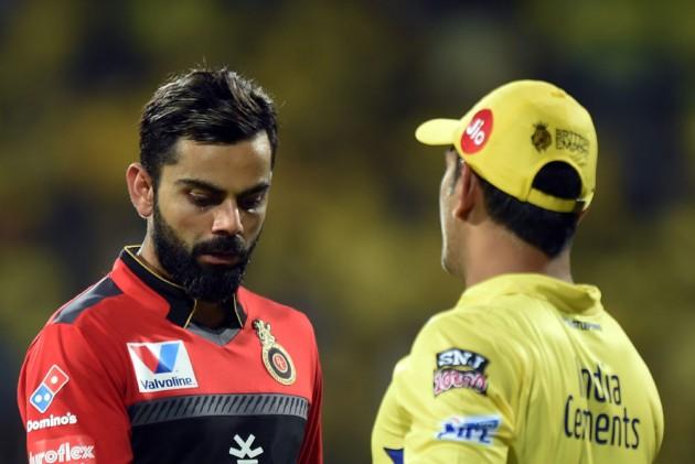IPL 2019, RCB Vs CSK: Here's What Virat Kohli Said About MS Dhoni After Bengaluru Thriller