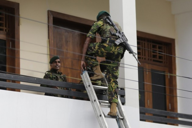Improvised Pipe Bomb Near Colombo Airport Defused By Sri Lanka Air Force