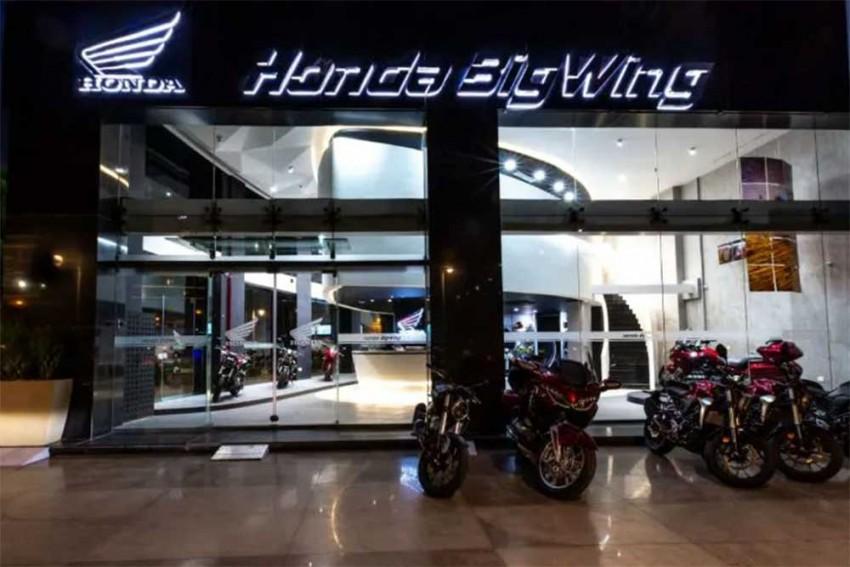Honda Brings In Premium Big Bike Retail Experience To India