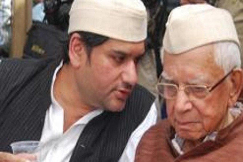 ND Tiwari's Son Rohit's Death Case: Wife Prime Suspect In Murder, Says Crime Branch