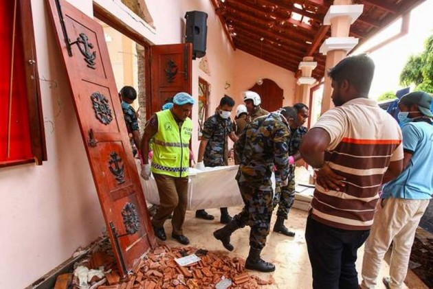 Sri Lankan Govt Apologises For Failure To Act On Intelligence Tip-Off