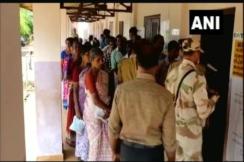 Lok Sabha Elections LIVE: 64.66% Voter Turnout In Phase Three, Says EC