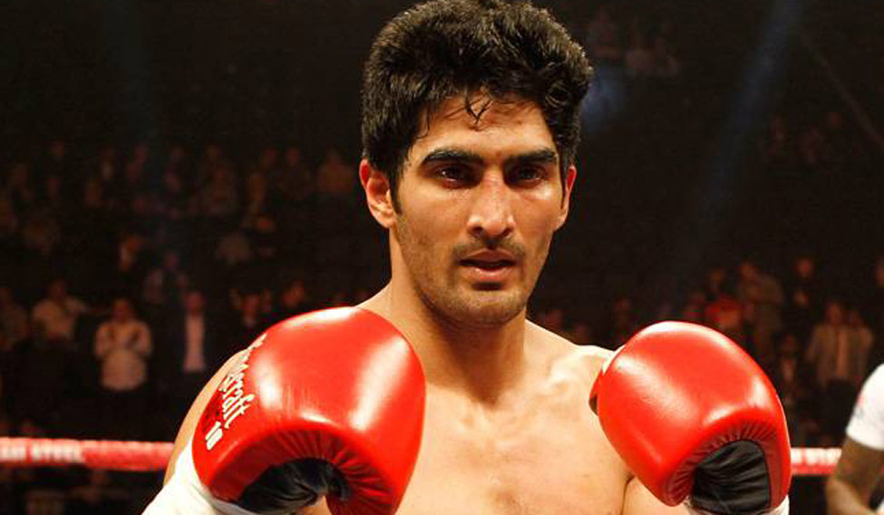 Boxer Vijender Singh Is Congress's Candidate In South Delhi Seat