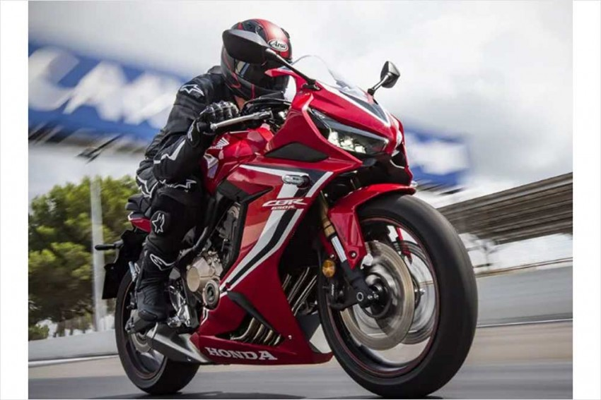 Honda India Rides In The CBR650R