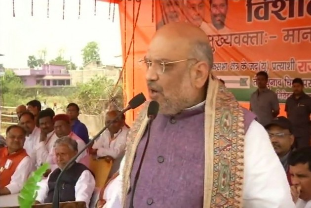Let Rahul Gandhi Carry On 'Ilu Ilu' With Pakistan, PM Modi Will Crush Cross-Border Terror: Amit Shah