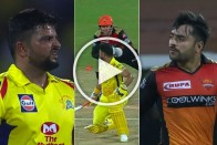 IPL 2019, CSK Vs SRH: Awesome Rashid Khan Googly Floors Clueless Suresh Raina In Chennai – WATCH