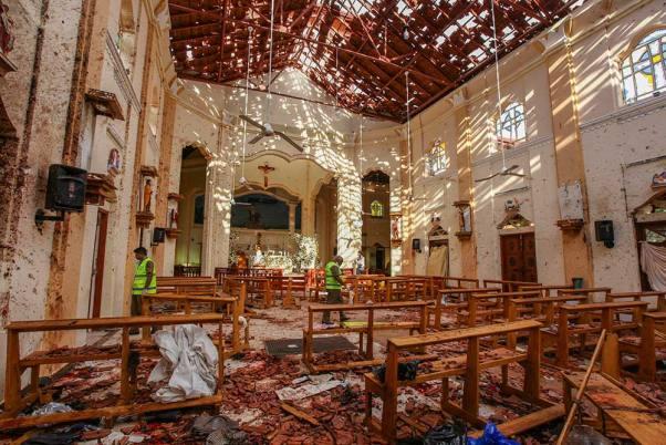 Sri Lanka Blasts: Death Toll Rises To 359, More Arrested