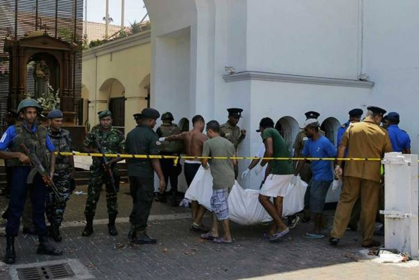 Sri Lanka Police Say 9 Suicide Bombers, Including A Woman Took Part In Easter Sunday Blasts