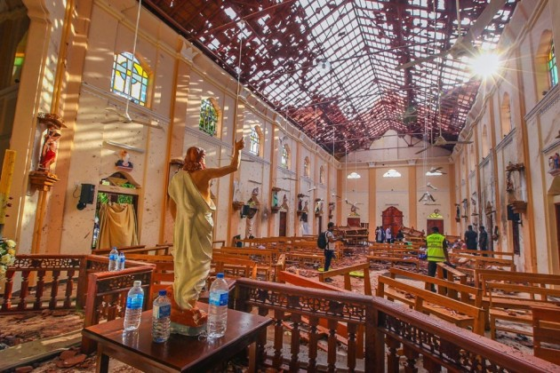 Sri Lankan President Asks Defence Secretary, Police Chief To Resign Over Easter Sunday Bombings