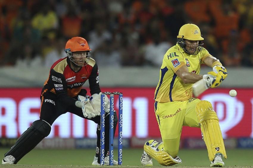 IPL 2019 Highlights, Chennai Super Kings Vs SunRisers Hyderabad: Shane Watson's 96 Powers CSK Home