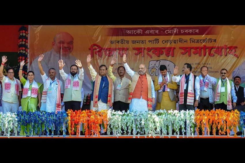 2019 Elections: Assam Ponders Over Ill Effects Of Citizenship Amendment Bill, But BJP Nonchalant