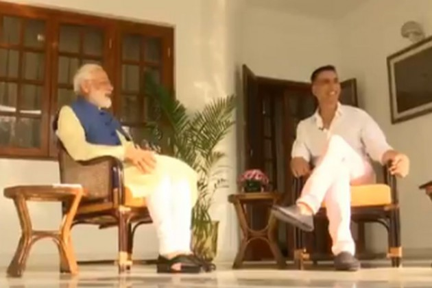 Never Dreamt Of Becoming Prime Minister - WATCH PM Modi's Candid Conversation With Akshay Kumar
