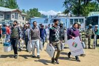 Kashmir's Empty Voting Machines