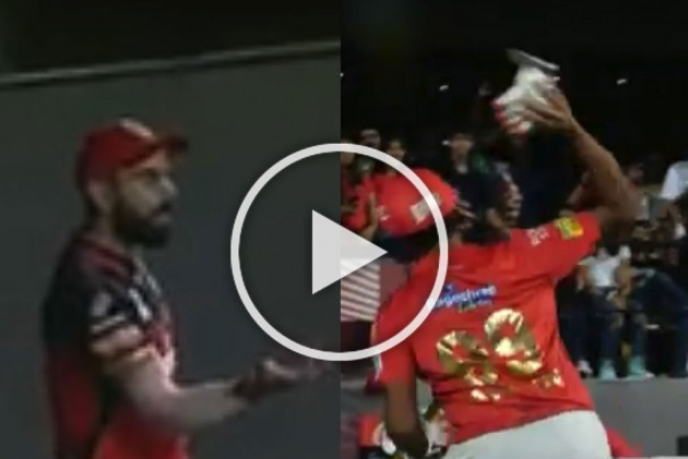 IPL 2019, RCB Vs KXIP: This Isn't Over! Animated Send-Off From Virat Kohli Leaves Ravichandran Ashwin Fuming – WATCH