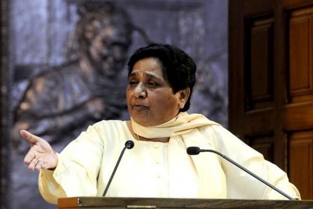 PM Modi Moving Freely Despite Allegations Of Model Code Violation: Mayawati