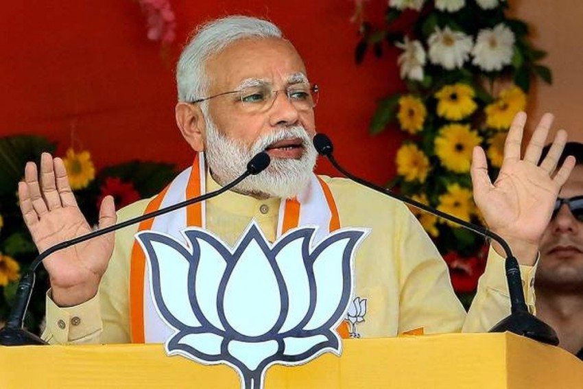 Opposition Will Get 'Zero Battey Sannata': PM Modi In Bundelkhand