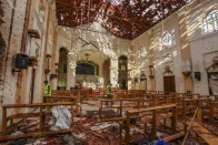 How One Church Escaped Suicide Bombing In Sri Lanka