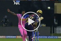IPL 2019, KKR Vs RR: Anyone Remember Varun Aaron? Well, He Returns To Bowl The Delivery Of The Season – WATCH