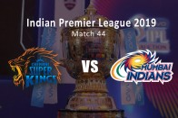 IPL 2019, Live Cricket Score, CSK vs MI: Put Into Bat, Mumbai Indians Lost Quick Wickets In Middle Overs