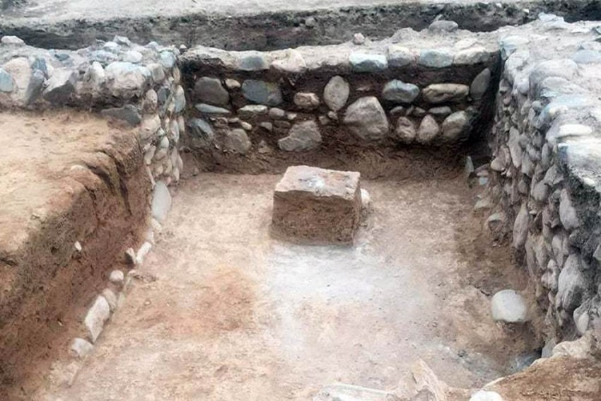 Remains Of Metal Workshops From Indo- Greek Era Discovered By Pakistan Archaeologists
