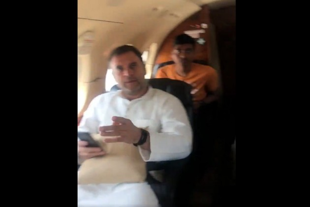 DGCA Begins Probe After Rahul Gandhi Tweets About Trouble In Plane