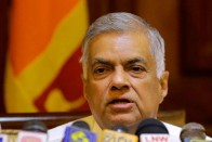 Sri Lanka Nationals Joining Foreign Terror Outfit Cannot Be Arrested: PM Ranil Wickremesinghe