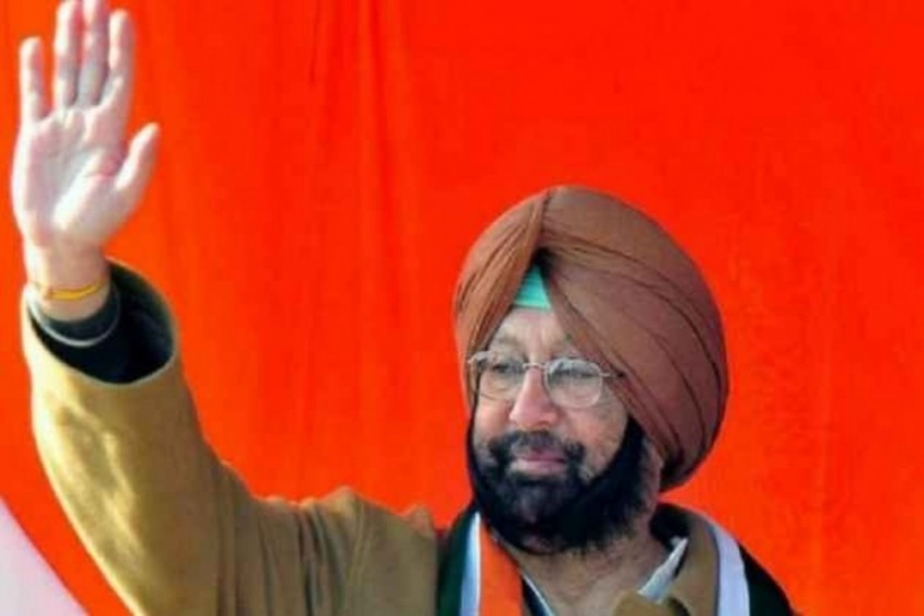 Punjab CM Says BJP Has No Achievements To Show, Will Be Ousted From Power