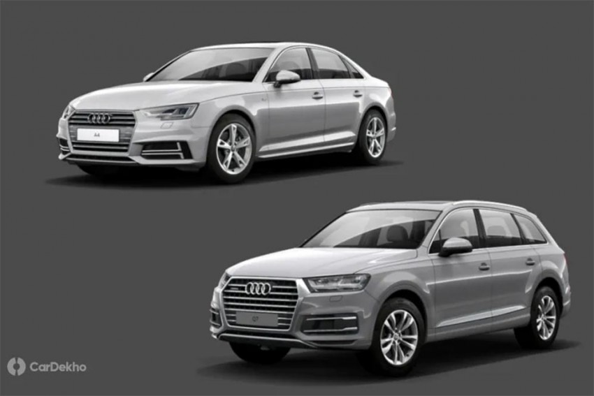 Audi A4, Q7 Lifestyle Edition Launched For Those Who Crave For Entertainment On The Move