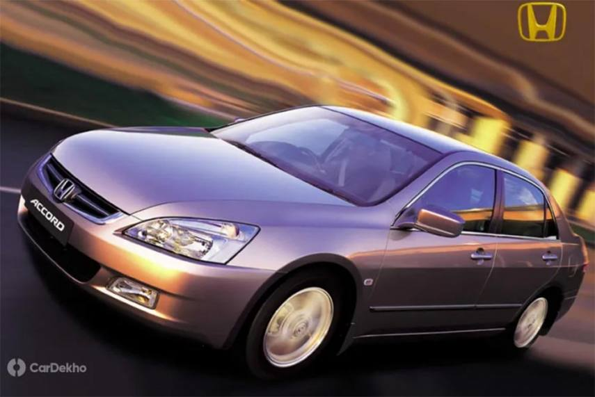 Old Honda Accord >> Old Honda Accords Recalled For Driver Airbag Replacement