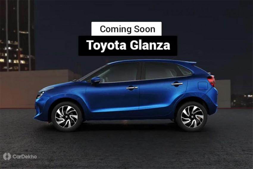Maruti's Baleno Is Toyota's Glanza