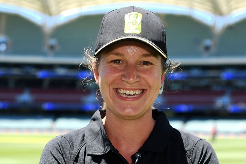 Aussie Trendsetter Claire Polosak Becomes First Woman To Umpire Men's ODI Match