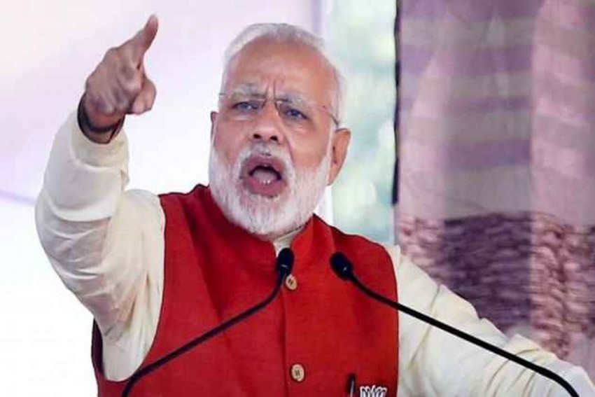 SP, BSP Are Opportunists, Says PM Modi