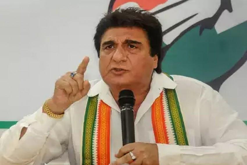 Mamata Ji Knows The Size Of PM's Kurtas: Congress Leader Raj Babbar