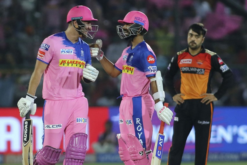 IPL 2019, RR vs SRH Highlights: All-Round Rajasthan Royals Beat SunRisers Hyderabad To Keep Playoff Hopes Alive