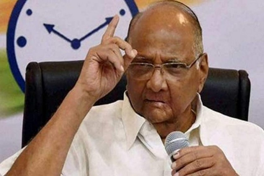 We Have Right To Ask PM What Happened To Development Model, Says Sharad Pawar