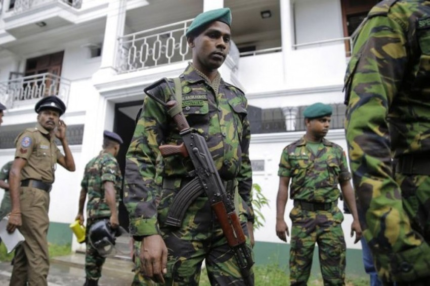 Sri Lanka Raids: ISIS Claims Three Militants Killed In Encounter With Security Forces