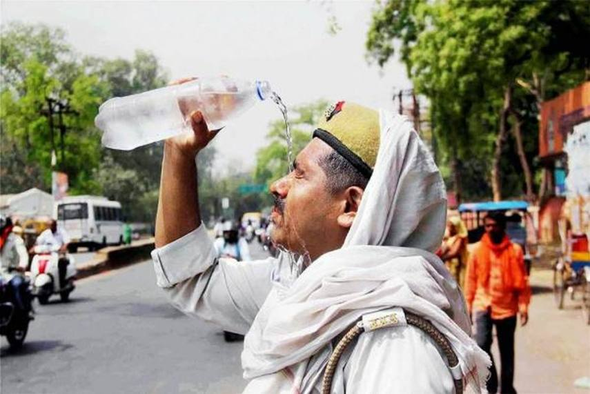 Orange Alert' Issued In Gujarat As Temperature Likely To Touch 44 Degrees Celsius