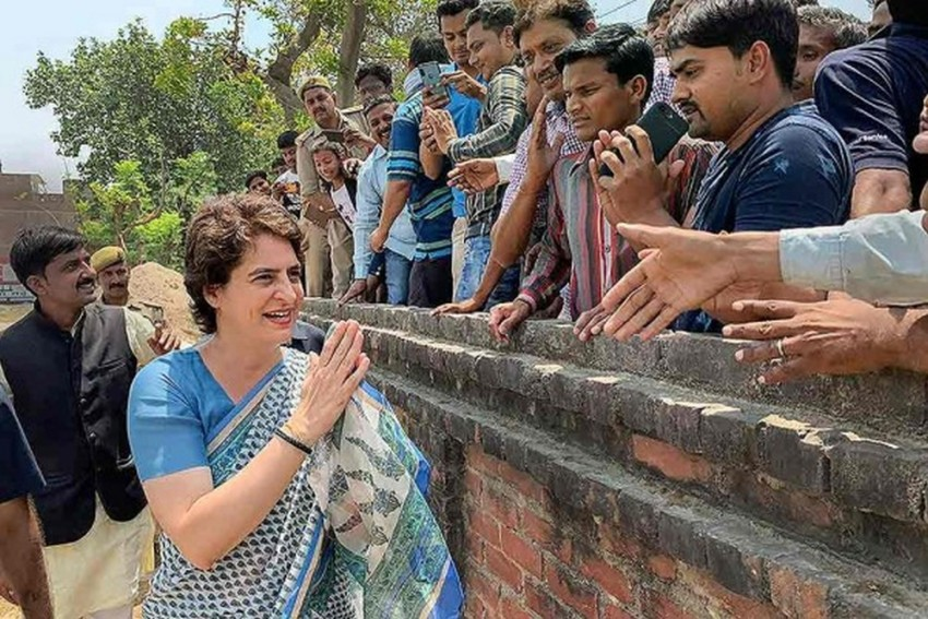 What Type Of Nationalism Is There In <em>'Main Hoon Modi'</em>: Priyanka Gandhi Hits Out At PM