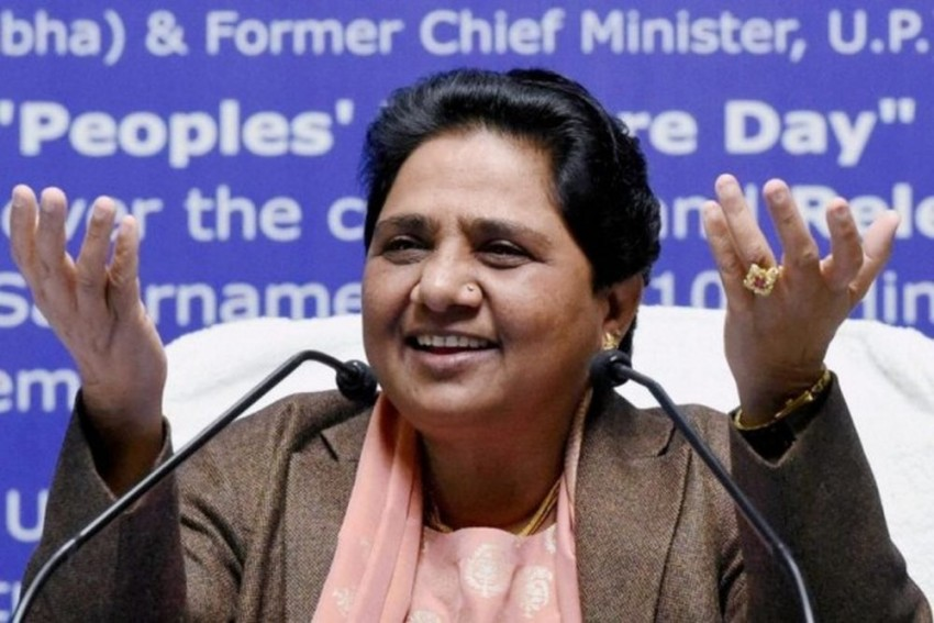 PM Modi Included His Caste In Backward Category For Electoral Profits: Mayawati